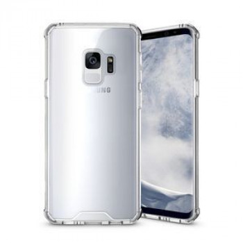 Противоударный чехол на Samsung Galaxy S9/G960  Armor Protective Back Cover Case(Transparent)