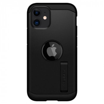 Оригинальный чехол Spigen Tough Armor на iPhone 12 Mini Black