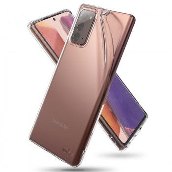 Оригинальный чехол Ringke Air на Samsung Galaxy Note 20 Transparent (ARSG0029)