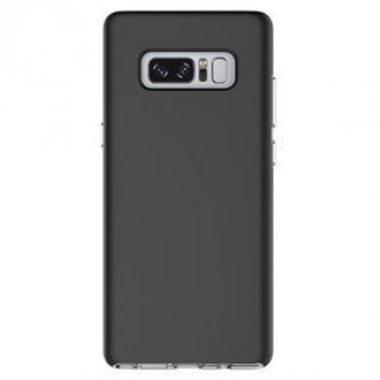 Чехол на Samsung Galaxy Note 8 Chrome Plated Press Button(Black)