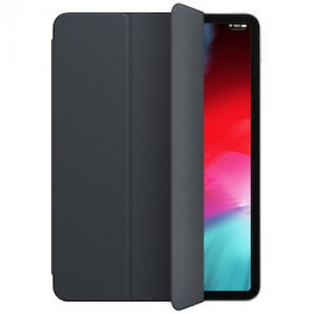"Магнитный Чехол Escase Premium Smart Folio Charcoal Gray для iPad Air 4 10.9 2020/Pro 11"" 2018"