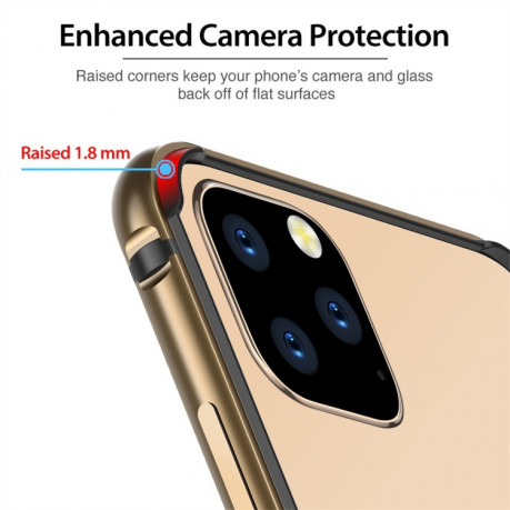 Бампер ESR Edge Guard Series на iPhone 11 Pro -золотой