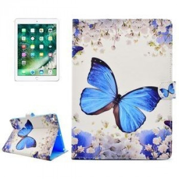 Чехол на iPad 2017/2018 9.7 (A 1822/ A 1823)  Flower Butterfly Pattern
