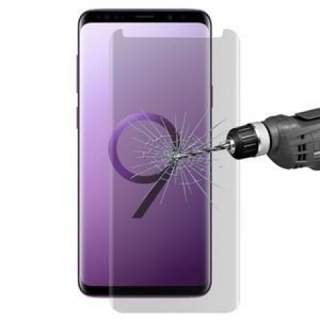 Защитное 3D стекло ENKAY Hat-Prince на Samsung Galaxy S9 / G960 9H Surface Hardness 3D Privacy Anti-glare Full Screen Tempered Glass Protective Film