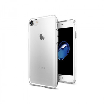 Оригинальный чехол Spigen Liquid Crystal для IPhone 7/8/Se 2020 Crystal Clear