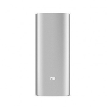 Универсальная батарея Xiaomi Mi Power Bank 16000mAh Silver