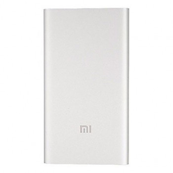 Универсальная батарея Xiaomi Mi Power Bank 5000mAh Silver