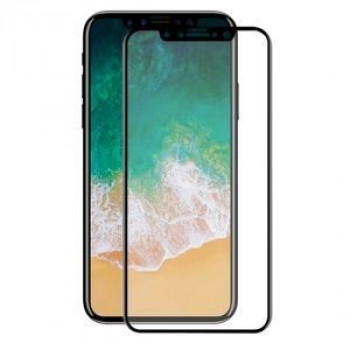 Защитное 3D стекло ENKAY Hat-Prince на iPhone 11 Pro/X/Xs 0.26mm 9H Surface Hardness 3D черное