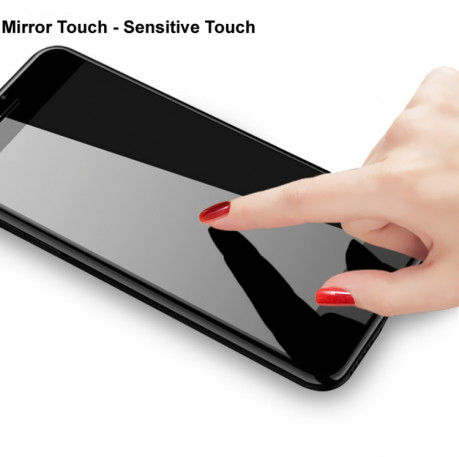 Защитное 3D стекло IMAK Curved Edge Full Screen на Samsung Galaxy Note 20 Ultra