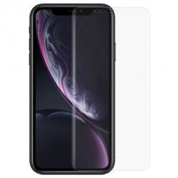3D защитная пленка 0.1mm  Curved Edge HD PET Full Screen Protector на iPhone 11/ iPhone Xr
