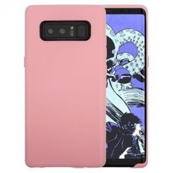 Чехол на Samsung Galaxy Note 8 Pure Color Classic (Pink)