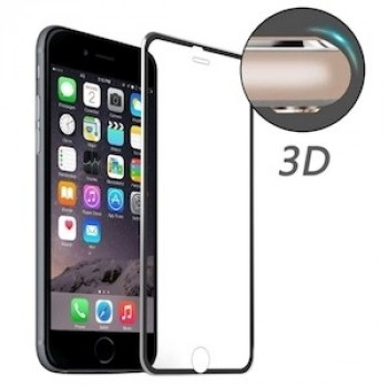 Защитное 3D Стекло на весь Экран Enkay 0.26mm 9H для iPhone 6 6s 0.26mm 9H Surface Hardness Titanium Alloy Black