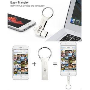 Флешка на айфон/айпад на 32 гигабайта с паролем