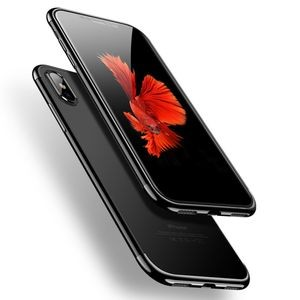 Ультратонкий чехол на айфон 10