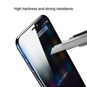 Двустороннее стекло Baseus на iPhone Xs Max прозрачное