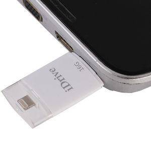 Флешка на айфон и на компьютер на 16 Гб