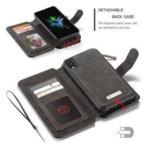 Кожаный чехол- кошелек rкейсми  на айфон Хр
