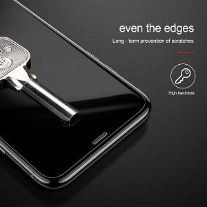 Защитное стекло базеус на айфон Хс макс прозрачное