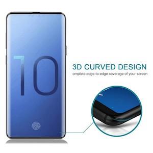 Защитное 3D стекло на Samsung S10 Plus