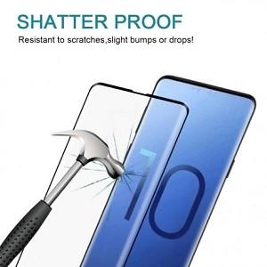 3D защитное стекло 0.3mm 9H на Самсунг Гелекси С10- черное