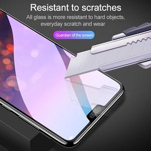 11D защитное стекло HD Full Glue Full Curved Screen Tempered Glass на Айфон 11/XR-черное
