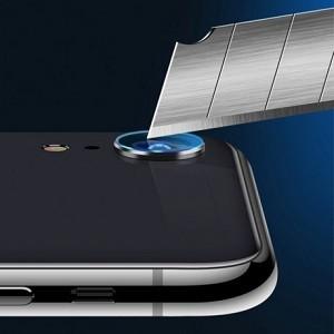Защитное стекло на камеру ENKAY Hat-Prince для iPhone XR
