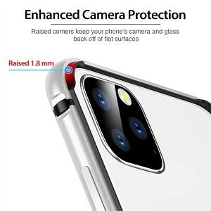 Бампер ESR Edge Guard Series для Айфон 11 Pro -серебристый