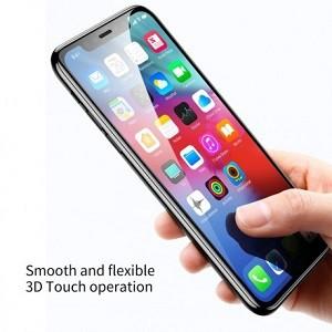 3D  стекло Baseus 0.3mm 9H  на iPhone 11/XR черное