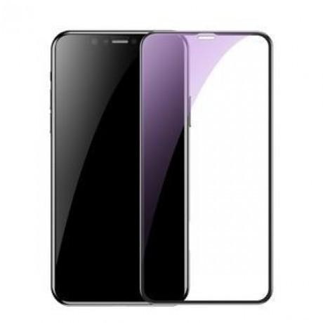 3D защитное стекло ,базеус на айфон Хр