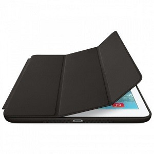 Чехол Apple Smart Case OEM черный для iPad 2017/2018 9.7