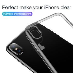 Чехол Baseus Simple Series Black для iPhone Xs Max