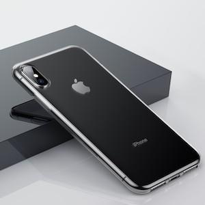 Прозрачный чехол Baseus Simplicity на iPhone Xs Max