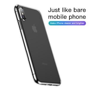 Ультратонкий прозрачный чехол Simplicity для Айфон Xs Max