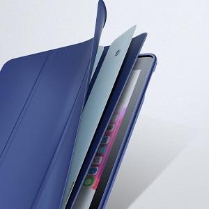 Чехол-книжка Benks Magnetic для Айпад 10.2 -синий