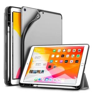 Чехол-подставка ESR Rebound Series на iPad 10.2 -серый