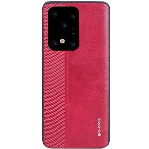 Чехол G-Case Earl Series для Samsung Galaxy S20 Ultra - красный
