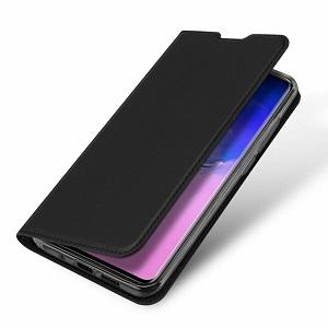 Чехол-книжка DUX DUCIS  на Samsung Galaxy S20 Ultra-черный