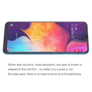 Защитная пленка на экран гидрогель для Galaxy A50