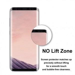 3D пленка на Galaxy  S8 / G950 -глянцевая