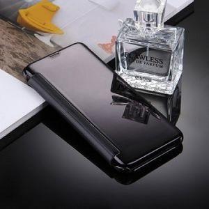 Зеркальный чехол- книжка на Samsung Galaxy S8