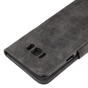 Кожаный чехол  для Samsung  S8