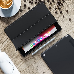 Чехол-книжка Benks Magnetic на iPad 10.2 -черный