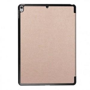 Чехол Custer Texture розовое золото на iPad Air 2019