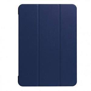 Чехол Custer Texture на iPad Air 2019/10.5-темно-синий