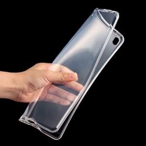 Прозрачный силиконовый TPU чехол для iPad Air 2019