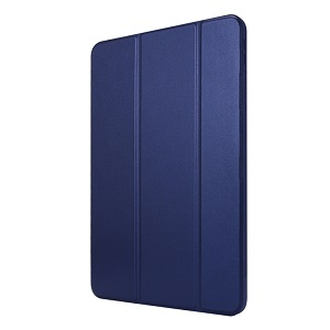 Чехол-книжка Trid-fold Deformation Stand на iPad Pro 11 (2020) - синий