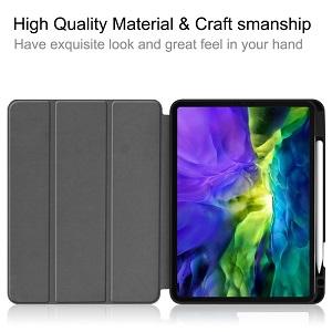 Чехол-книжка  Fabric Denim на  iPad Pro 11 inch 2020 -черный