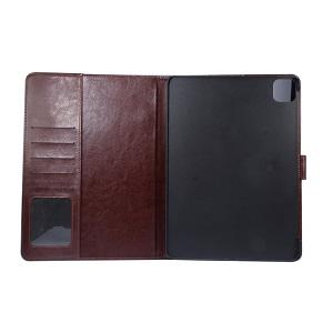 Чехол-книжка Dibase Denim Leather Case на iPad Pro 11 (2020) - черный