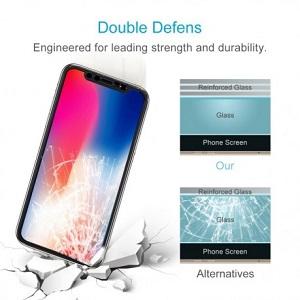 Защитное стекло на айфон 11 Про/X/Xs