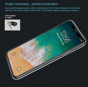 Защитное стекло Nillkin  для айфон 11 про макс хс макс прозрачное
